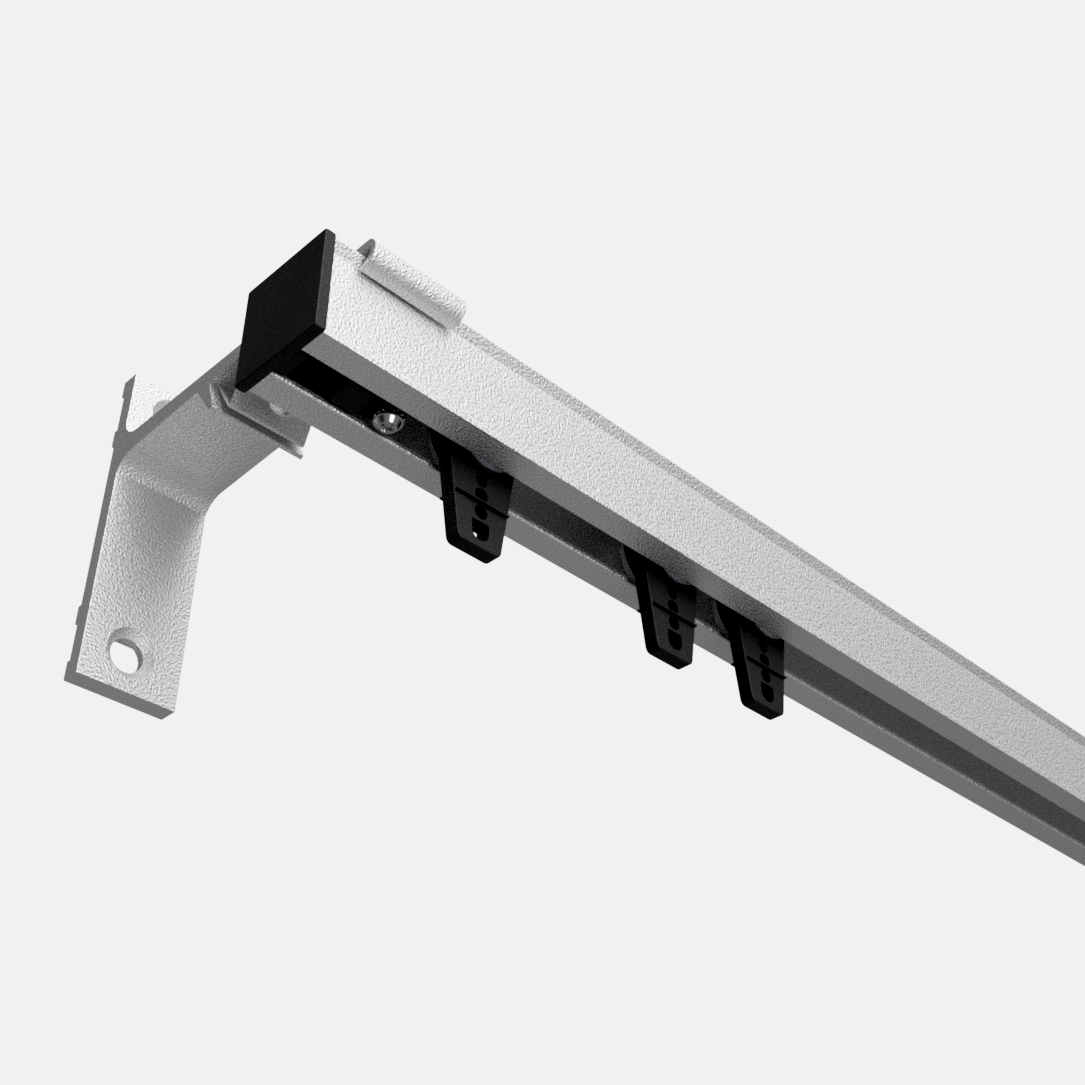 Drapery Track Systems Ceiling Curtain Track System