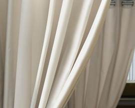 Sunbrella Canvas Drapes