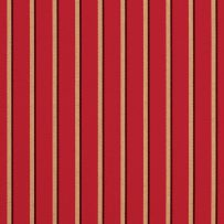 Sunbrella Canvas Crimson Cocoa Stripe 5603-0000 outdoor fabric