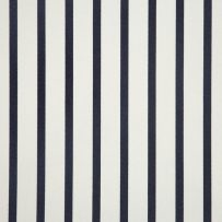 Sunbrella Canvas Lido Stripe 57004-0000 outdoor fabric for curtains and draperies