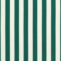 Sunbrella Canvas Mason Forest Green Stripe 5630-0000 outdoor curtain and drape fabric