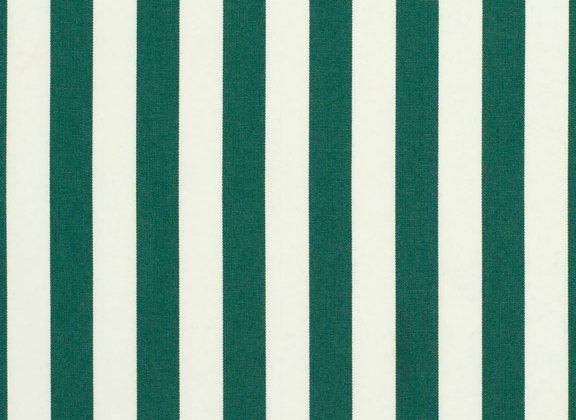 Sunbrella Canvas Mason Forest Green Stripe 5630-0000 outdoor curtain and drape fabric