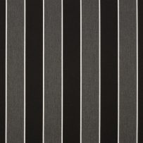 Sunbrella Canvas Peyton Granite Stripe 56075-0000 outdoor drapery fabric