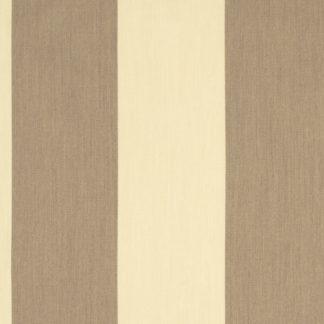 Sunbrella Canvas Regency sand Stripe 5695-0000 outdoor curtain fabric