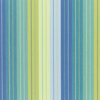 Sunbrella Canvas Seville Seaside Stripe 5608-0000 outdoor drape fabric