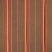 Sunbrella Canvas Stanton Brownstone Stripe 58003-0000 outdoor drapery fabric