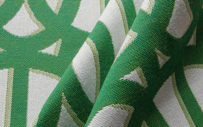 Genuine Sunbrella Reflex Emerald 145094-0003 Outdoor Fabric