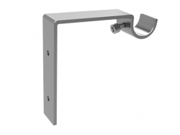 Wall mount bracket stainless