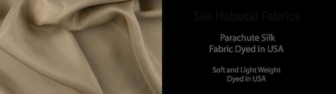 Silk Habotai