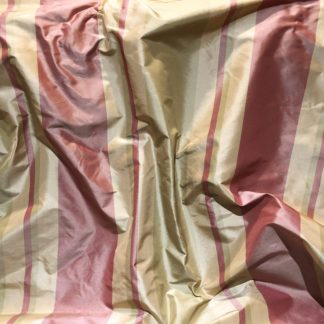 Silk Taffeta STRIPES - VERANO